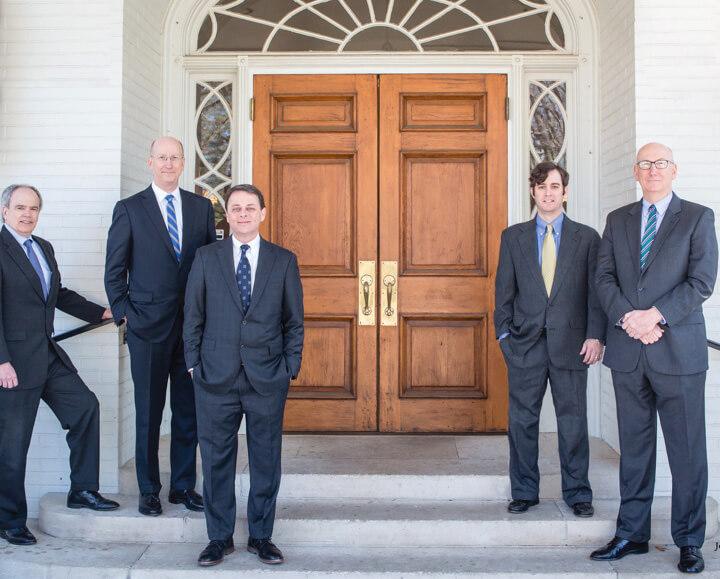Jerry Davis, Alex Ivy, John Ivy and James Dilley