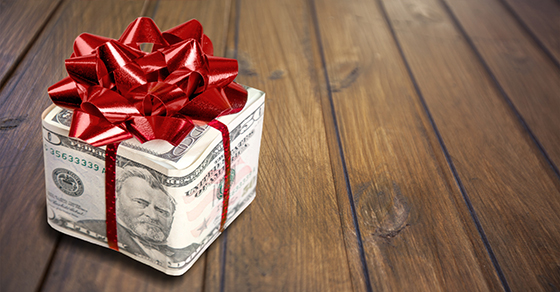 Gift tax exclusion rules